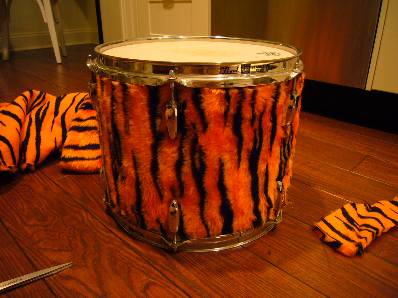 Picture of Cover Your Drums in FUR