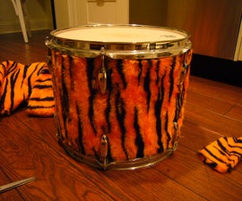 Cover your drums in FUR
