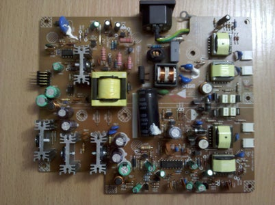 Locate and Test Transistor and Fuse