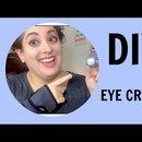 DIY Eye Cream