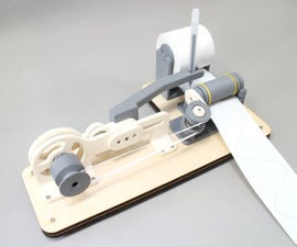 3D Printed Linear Motion
