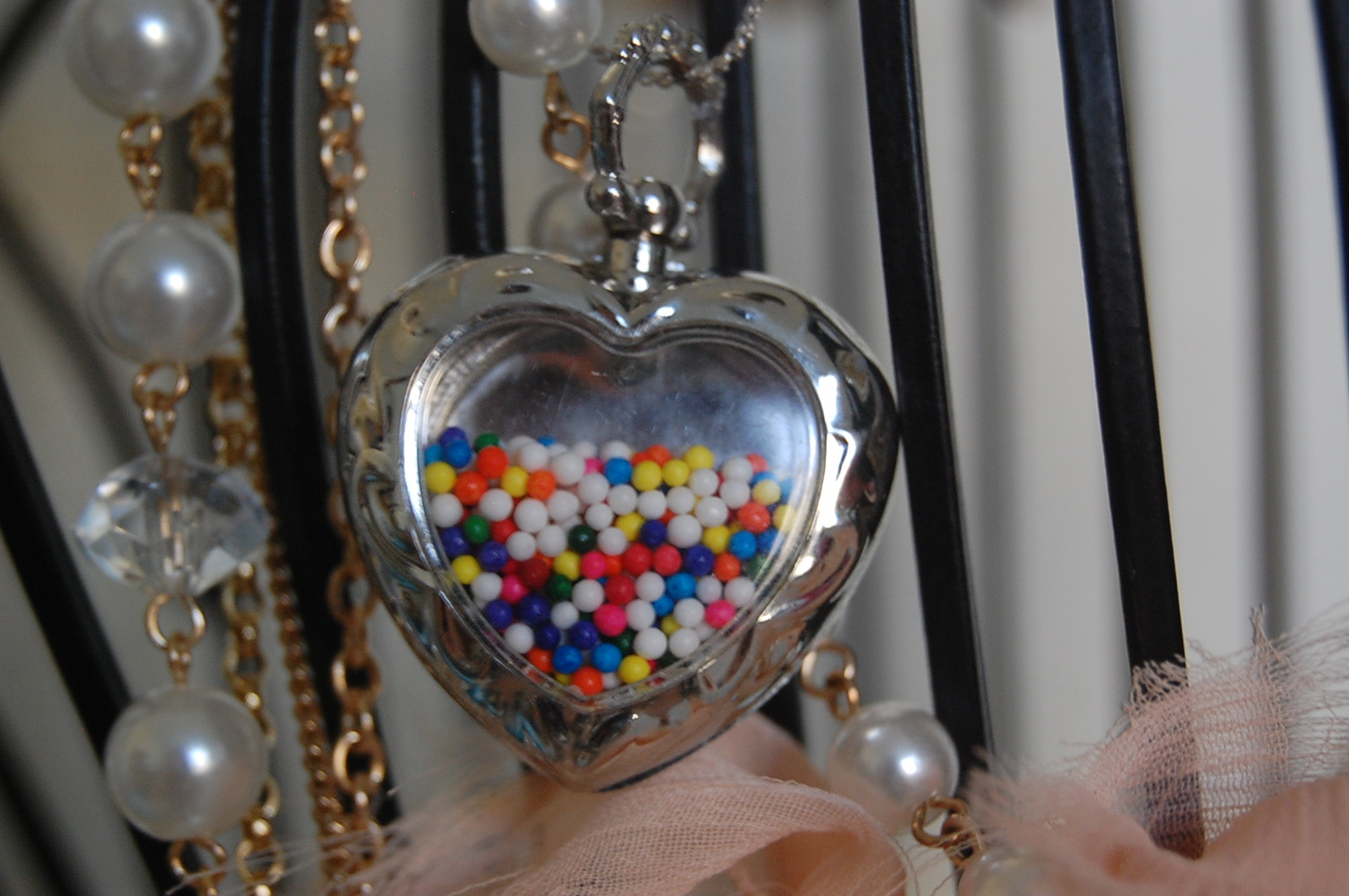 Picture of Perfect Little Sprinkle Necklace!