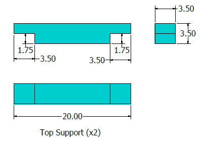 Picture of Top Support