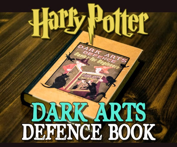 Dark Arts Defence Book