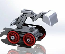Multi Purpose Talking Robot Platform or a Simple Toy