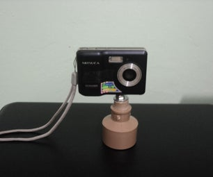 PVC Support for Photographic Camera