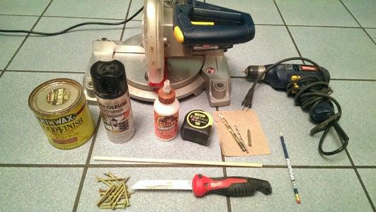 Tools & Materials Needed