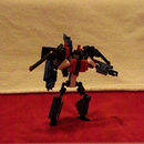 Lego Transformers: Starscream (WITH VIDEO!)