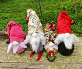 Socks & Scraps Christmas Gnomes
