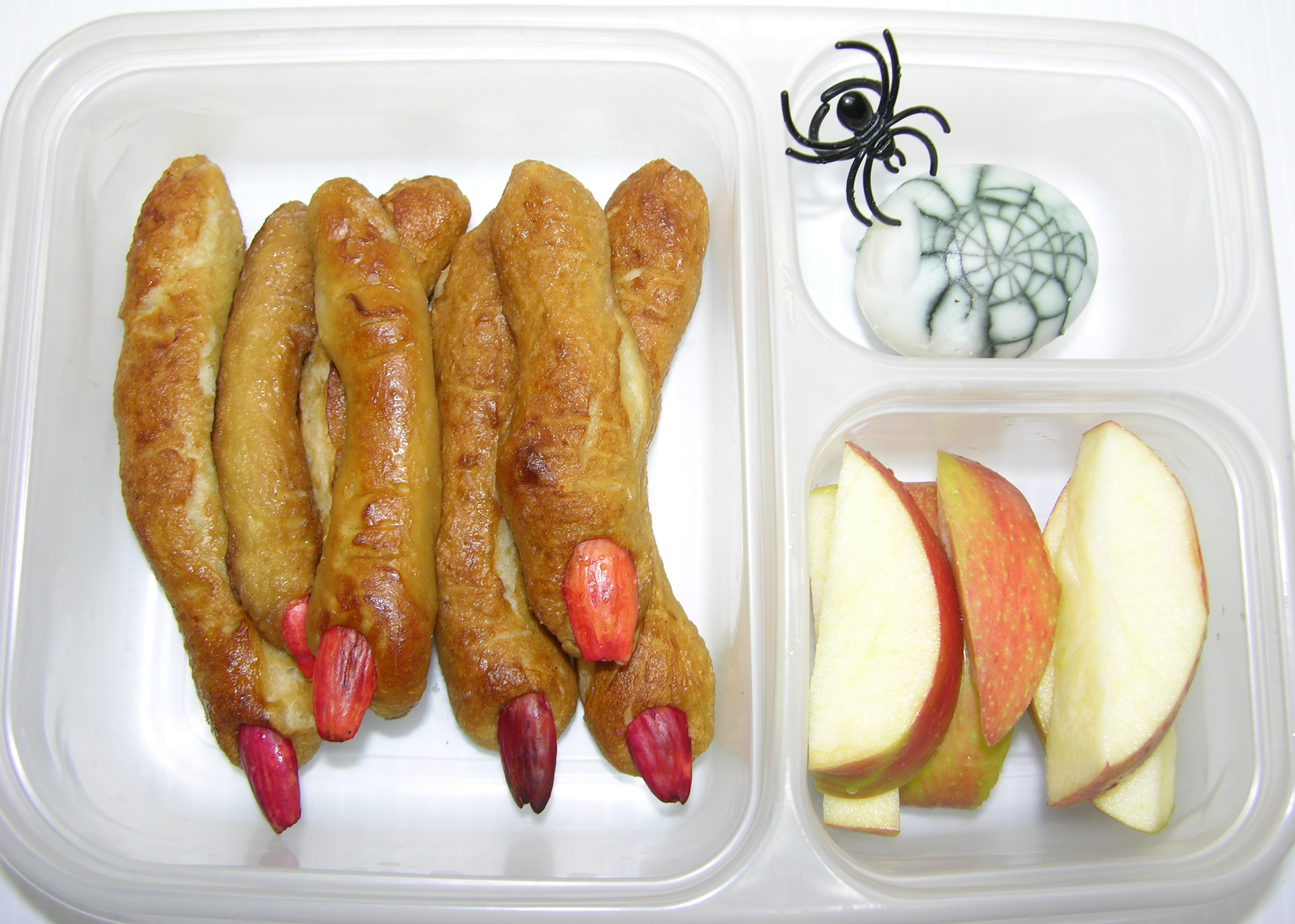 Picture of Soft Pretzel Witches' Fingers