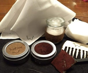 Clean Up Dad With This Homemade Personal Hygiene Kit!