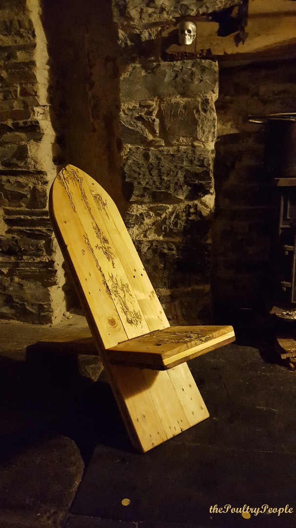 Picture of The Viking Chair