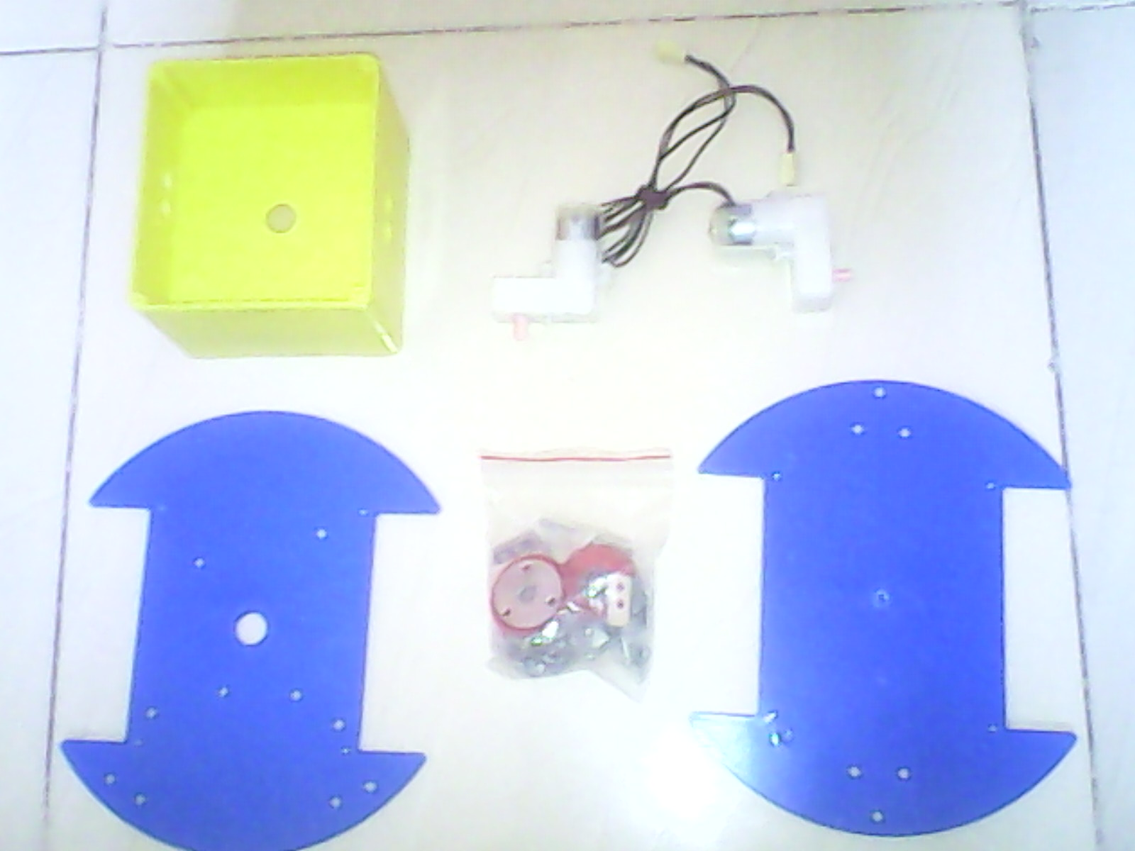 Picture of CASING & PCB & PROTOTYPING