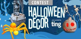 Halloween Decor Contest 2016