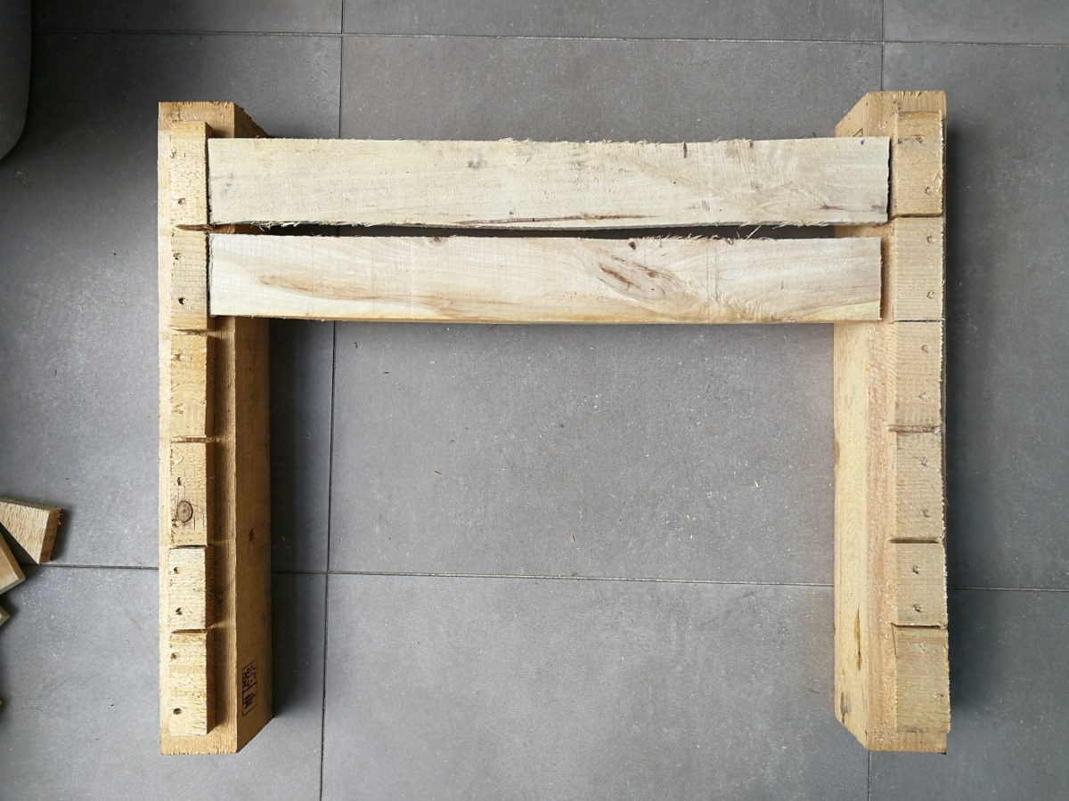 Picture of Prepare the Pallet Planks