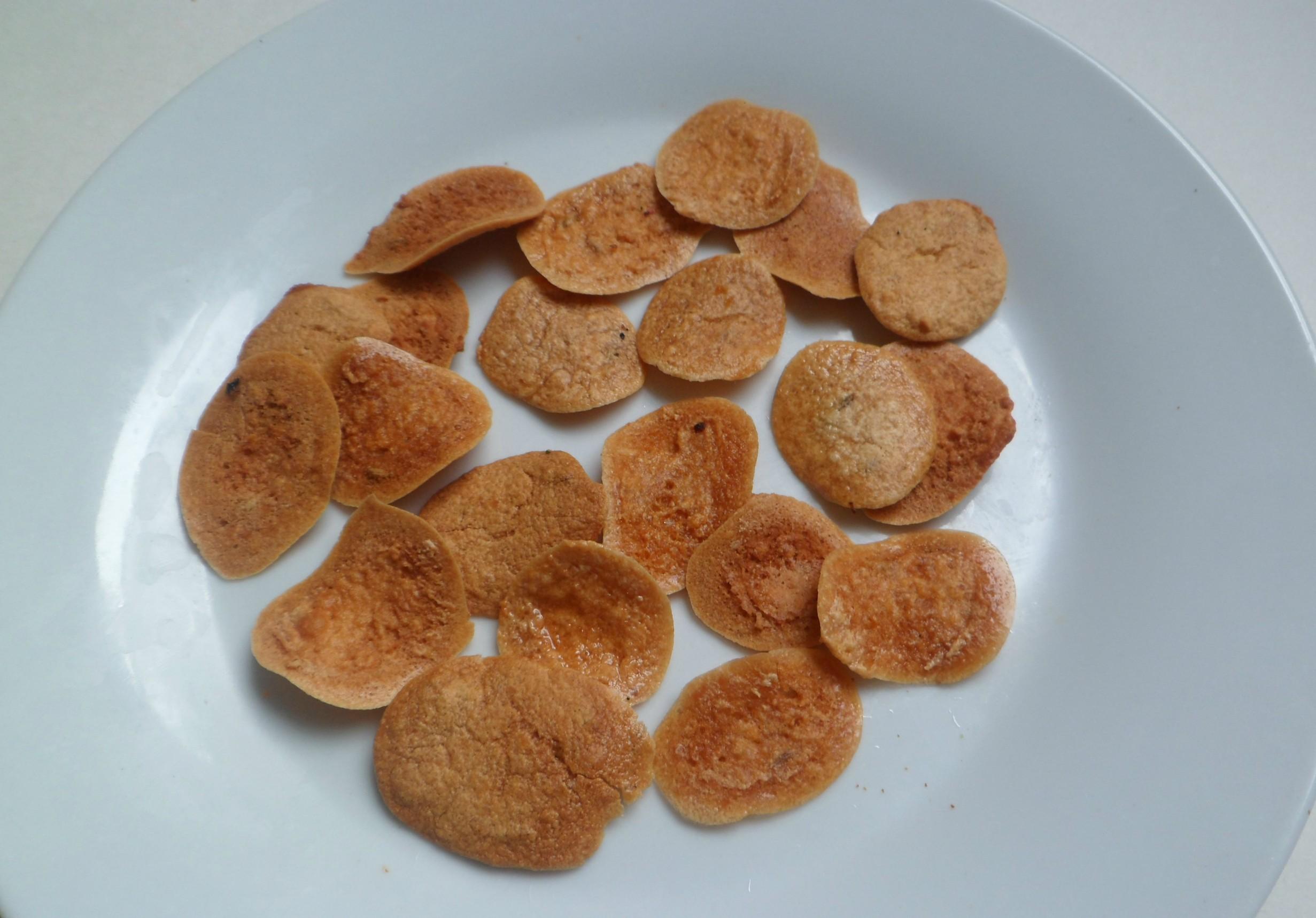 Picture of Sun Dried Crispy Lentil Chips