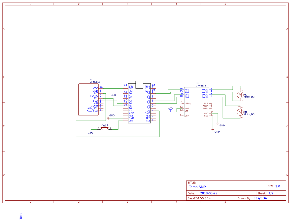 Picture of Schematic and Build