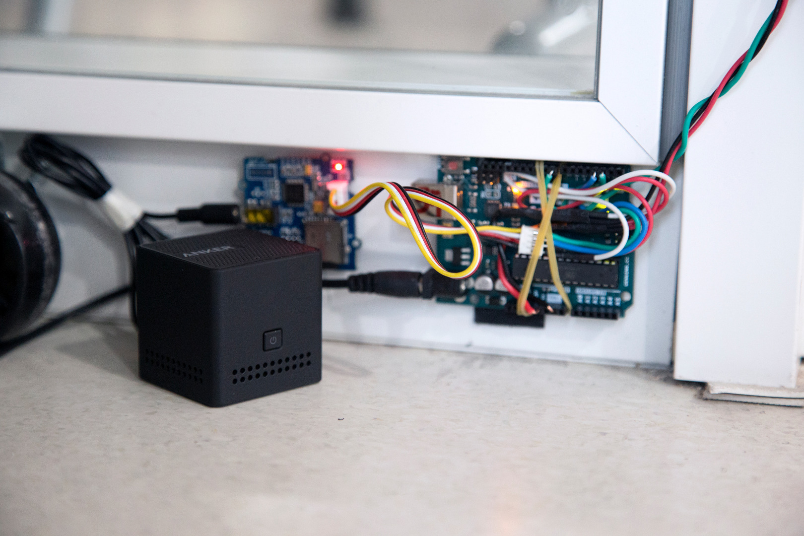 Picture of Programming and Connecting Each Sensor With Arduino