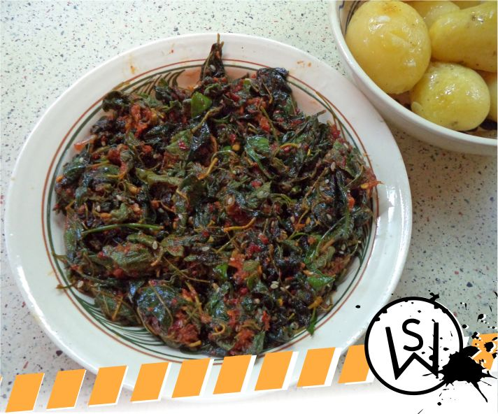 Picture of Weeds Kimchi
