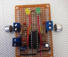 Sound Sensor Using A LM324