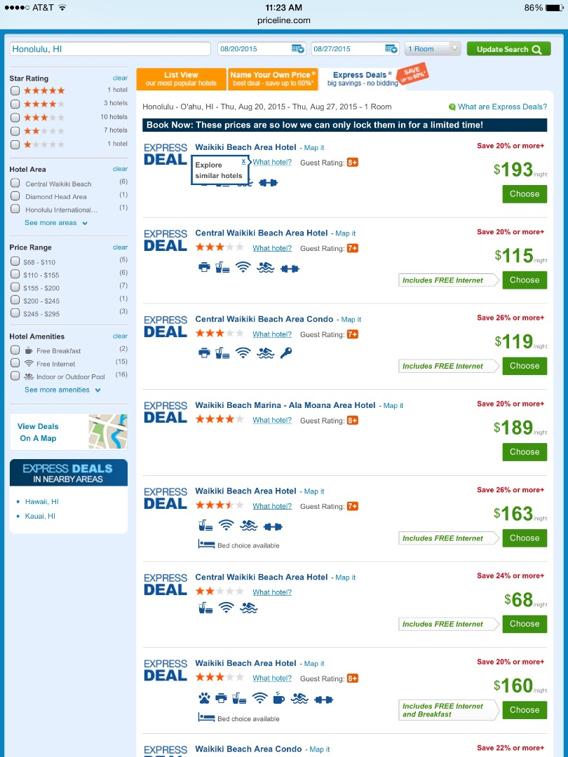 Picture of Priceline.com Made Simple.