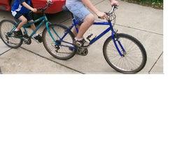 three wheeled bike