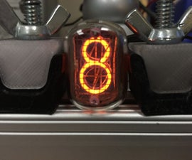 How to Control a Nixie Tube with an Arduino