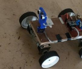 Arduino Base Auto Direction Robot