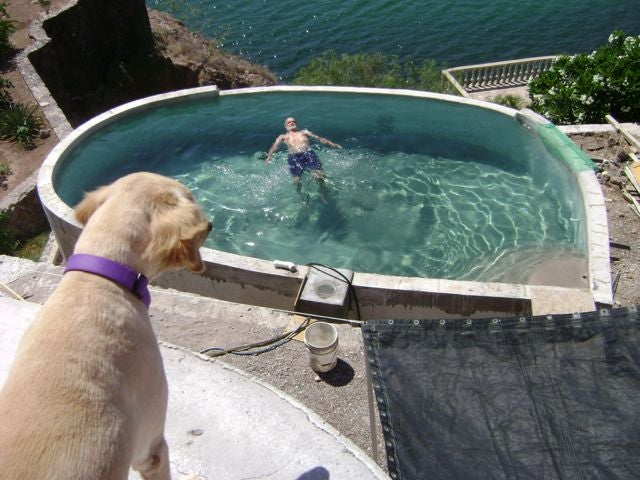 DIY Concrete Swimming Pool: 7 Steps (with Pictures)