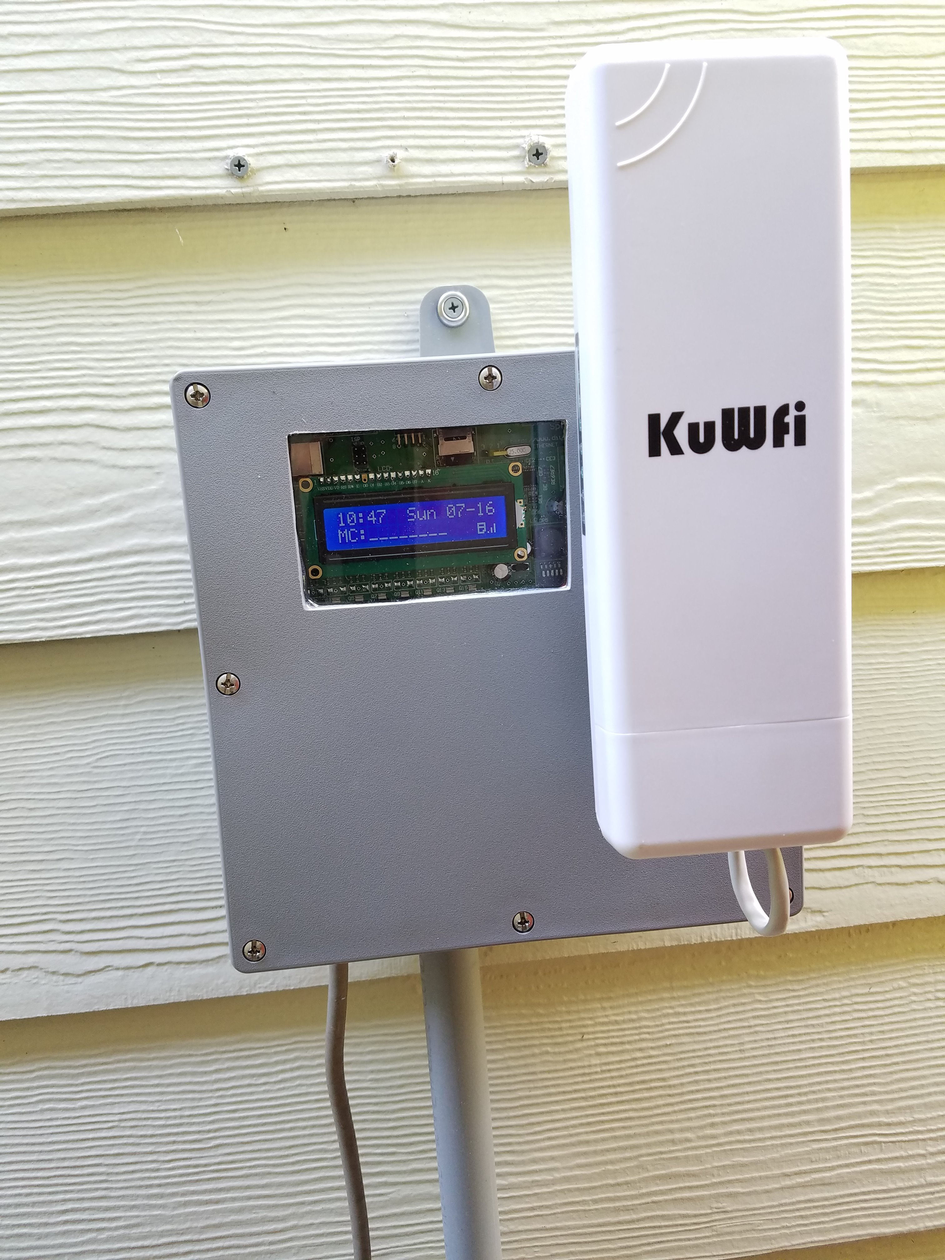 Picture of Excellent (and Inexpensive) Alternative Smart Irrigation Controller.