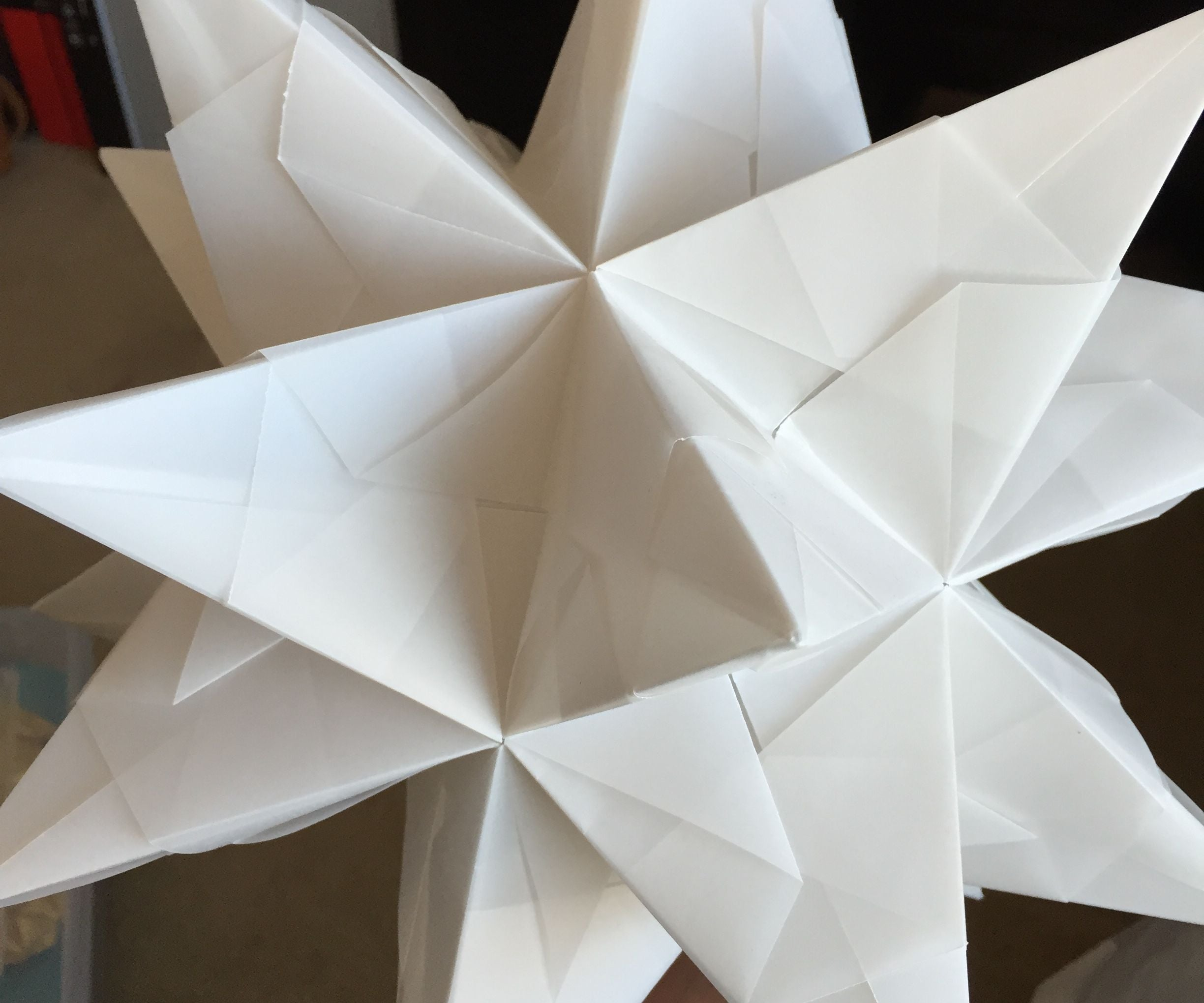 300 Index Cards: Origami With Index Cards | 2040x2448