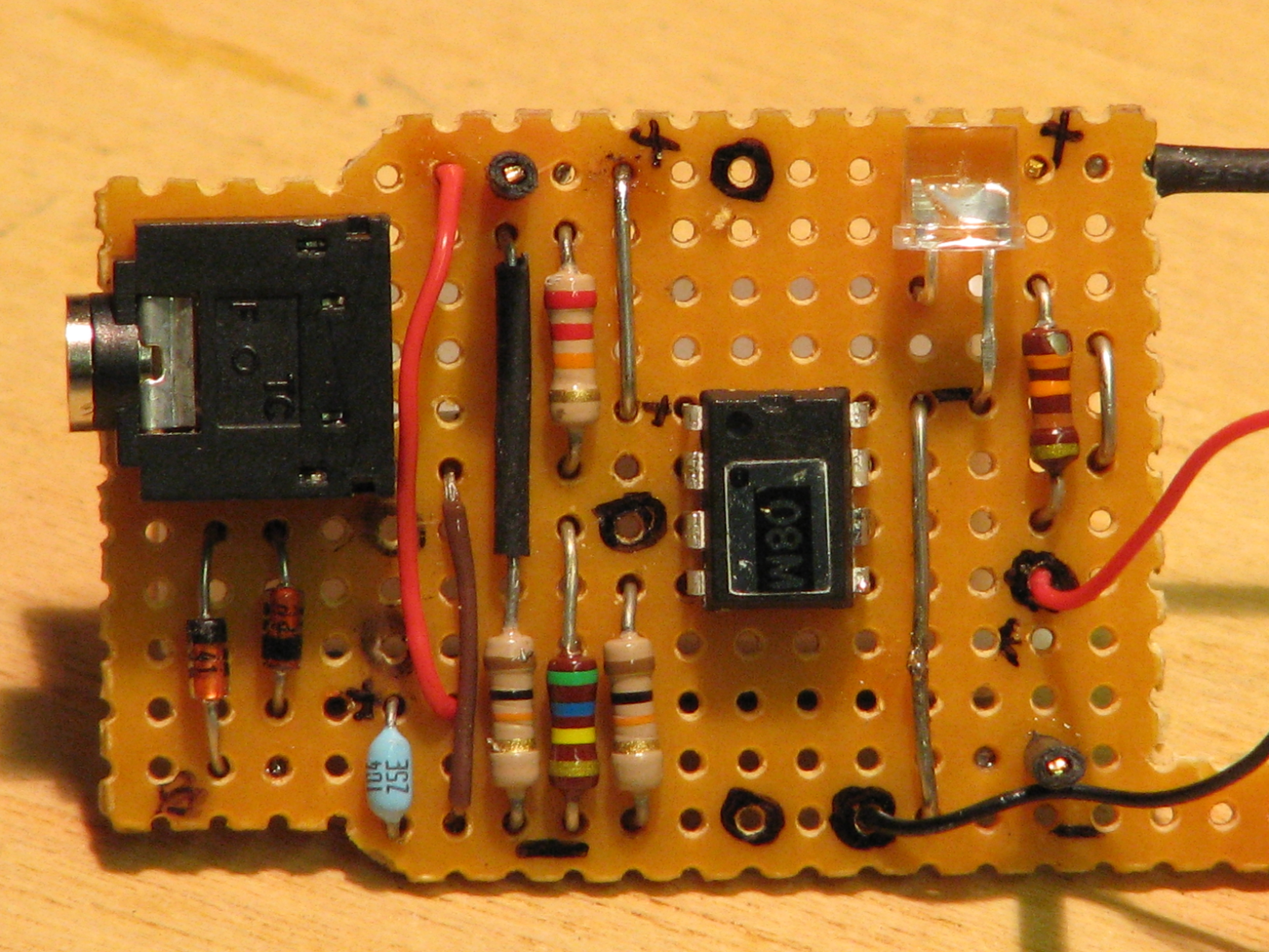 Picture of Making the Circuit Board