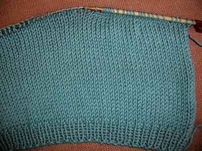 First Lace Project: Jade Pullover