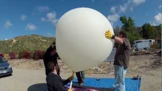 Picture of Filling the Balloon