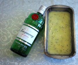 Tanqueray Gin Sorbet