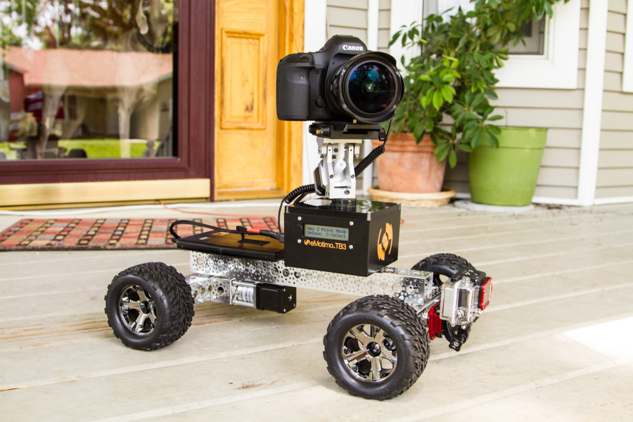 Picture of Time Lapse Rover for EMotimo TB3