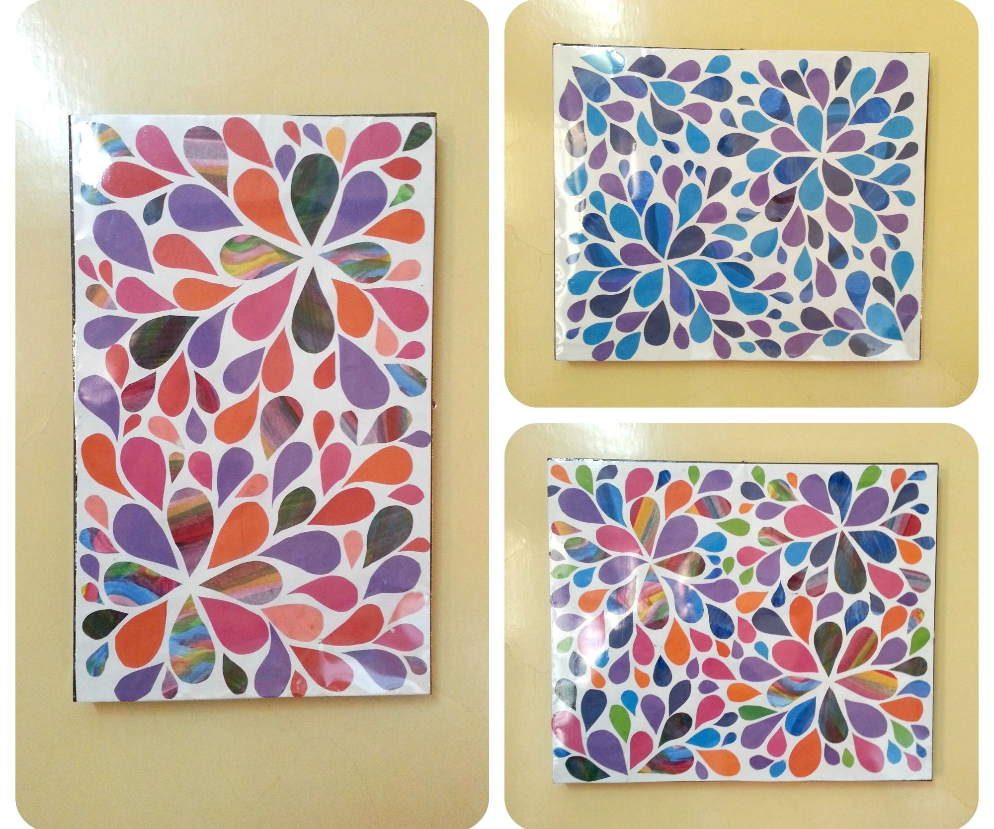 DIY Fun Wall Art: 4 Steps (with Pictures)