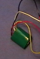Picture of Audio Modulated Flashlight