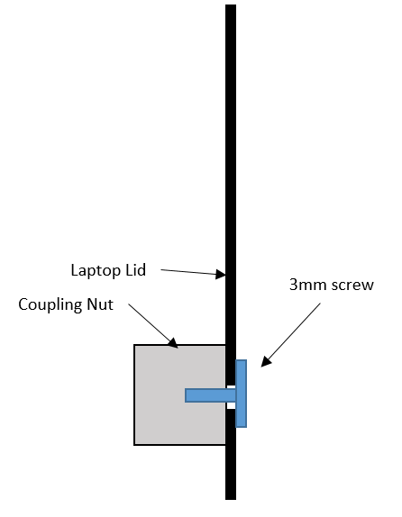 Picture of Install Coupling Nut