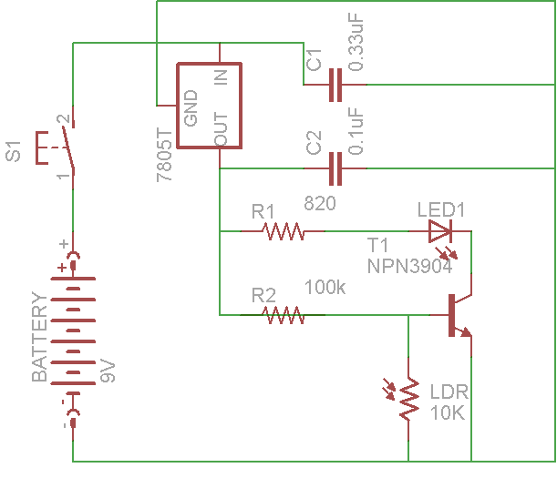 Picture of The Circuit Schematic