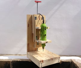 Drill Press for ~$20