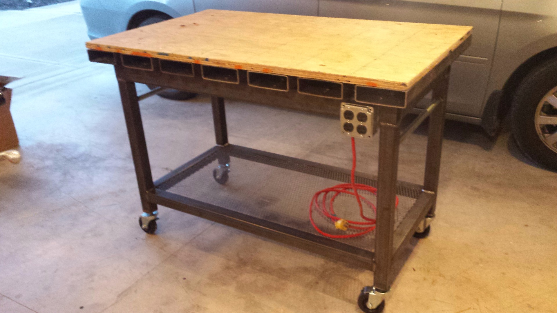 Picture of Make Wooden Top and Electrical Box