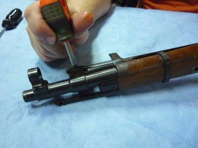 Removing the Bayonet