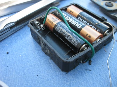 The Battery Pack