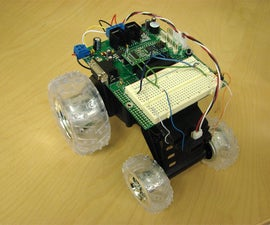 How to Make a Cool Robot From an RC Car