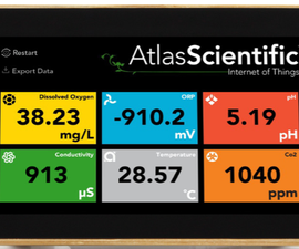 BUILD YOUR OWN SENSOR MONITORING STATION USING THE ATLAS IOT
