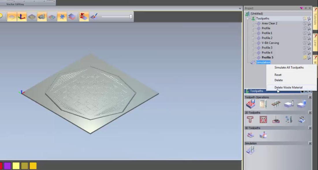 Picture of Simulating the Design