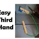 Really easy to make third hand
