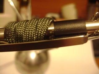 Paracord Clip Wrap - Zebra F301 Pen