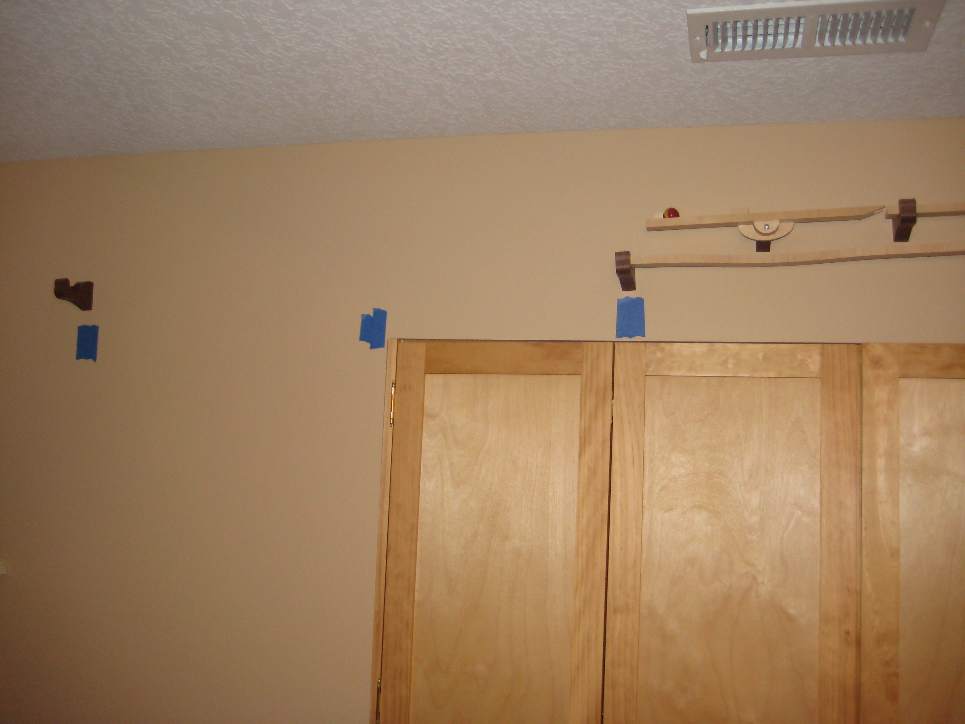 Picture of Install the Lifting Devices and Add Track and Elements